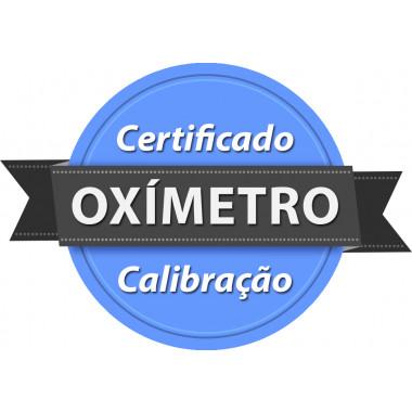Calibração rastreada para Oxímetro