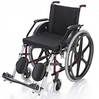 Cadeira de Rodas com Apoio de Panturrilha Confort FLEX 44cm
