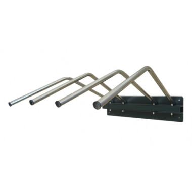 Porta Avental Plumbífero Tipo Cabide Para 4 Aventais