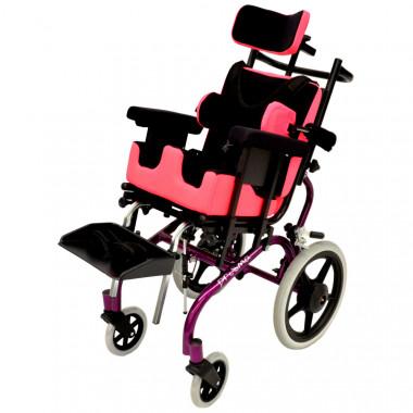 Cadeira De Rodas Infantil Em Alumínio Modelo Prisma (VANZETTI)
