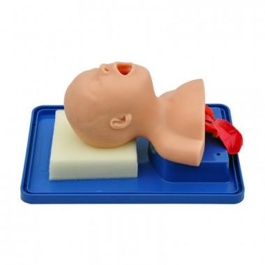 Manequim Simulador para Intubação Bebê