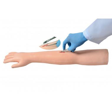 Simulador de Braço Avançado para Suturas Cirúrgicas