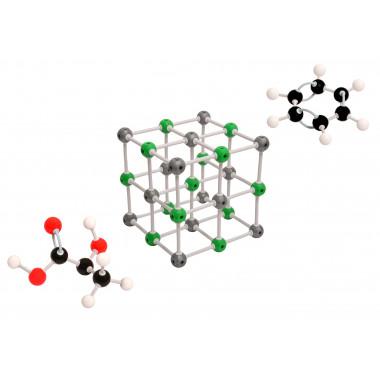 Modelo Molecular Orgânica e Inorgânica com 426 Peças