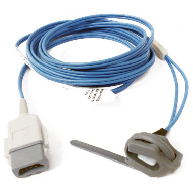 Sensor de Oximetria SPO2 Tipo Y Universal Neonato compatível com Monitor Trusat