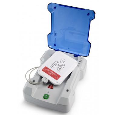 Simulador de DEA Prestan Trainer - Desfibrilador Externo Automático para Treinamento