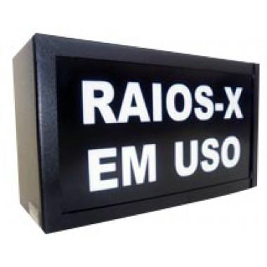 Sinaleiro Raios-X Em Uso Dupla Face
