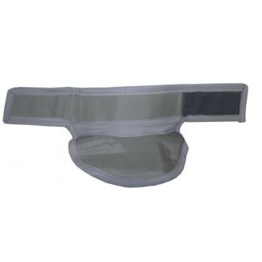 Protetor de tireoide viseira infantil 0,50mmpb Plumbífero