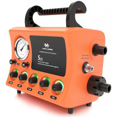 Ventilador Mecânico Pneumático S-21 Ressonância MagnéticaVentilador Mecânico Pneumático S-21 Ressonância Magnética