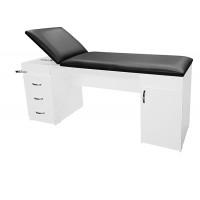 Mesa para Massagem e Exames Clínicos em MDF
