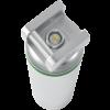 Cabo em Metal 2.5V do Laringoscópio Fibra Óptica Curto Tipo AA