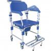 Cadeira de Banho Higiênica de alumínio D60