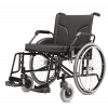 Cadeira de rodas Big 60cm - Jaguaribe