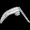 Lâmina de Laringoscópio Inox Fibra Óptica Macintosh Flexi-Tip 3