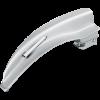 Lâmina de Laringoscópio Inox Fibra Óptica Macintosh 2