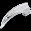 Lâmina de Laringoscópio Aço Inox Fibra Óptica Macintosh 5