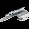 Lâmina de Laringoscópio Aço Inox Convencional Miller 00 – MD
