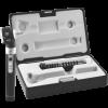 Otoscópio Fibra Óptica LED Pocket C/Estojo Rígido Luxo Omni 3000 MD