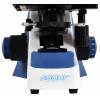 Microscópio Biológico Trinocular c/ Aumento de 40x a 1600x LED 3W
